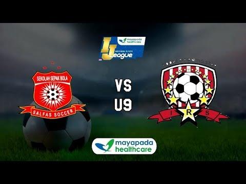 Salfas Soccer vs Indonesia Rising Star [Indonesia Junior Mayapada League 2018] [U9] 15-4-2018