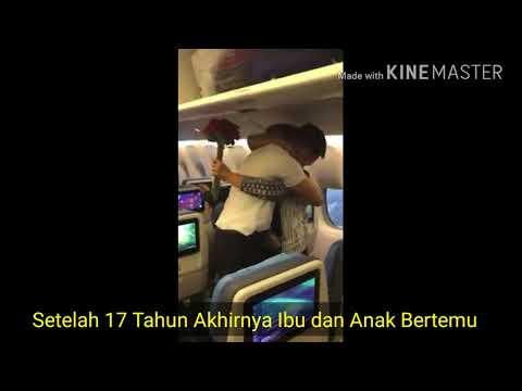 VIRAL | SETELAH 17 TAHUN AKHIRNYA IBU DAN ANAK BERTEMU