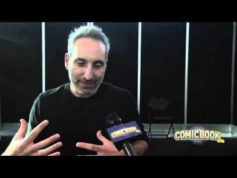 Goosebumps Director Rob Letterman At The New York Comic Con