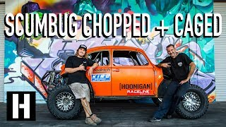 Scumbug Gets a Cage! Building a Class 5/1600 Buggy From our Craigslist Baja Bug