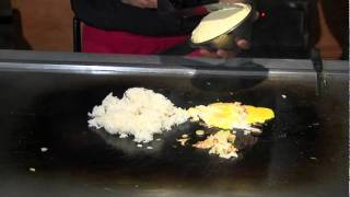 Japanese Fried Rice With Chef Eddie Ramirez And Nadia From 12 News