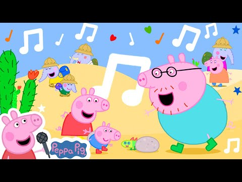 Peppa Pig Official Channel 🌟 Holidays!  🎵 Peppa Pig My First Album 11#