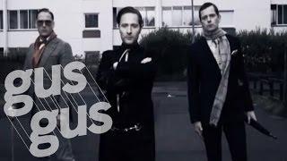 Смотреть клип Gusgus - Thin Ice