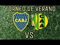 # 12 Desafio Futbol Argentino Torneo De Verano 2019 (Boca Juniors VS Aldosivi)