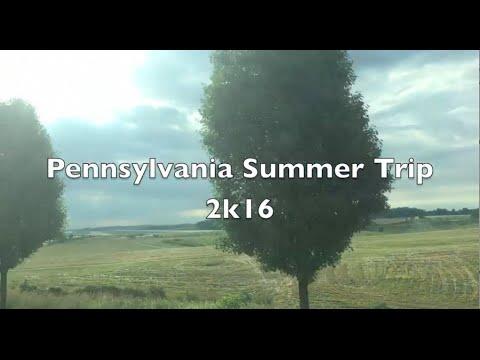 Pennsylvania Summer Trip 2K16 | hello.cchlo