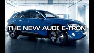 Audi e tron Best Exelence Car 2019