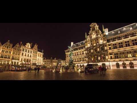 Antwerp Drone Video Tour | Expedia