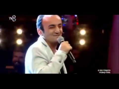 O Ses Türkiye Ersin Korkut Duvar