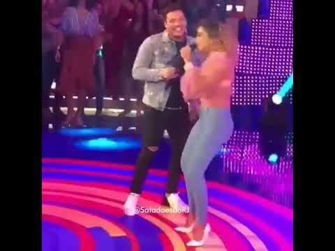 Anitta e Wesley Safadão - Romance com Safadeza no Caldeirão do Hulk