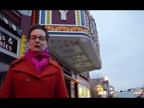 Mod Betty Visits Roxy Theatre Northampton PA! Retro Roadmap Episode 6