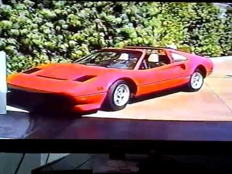 Magnum, P.I. Ferrari 308 GTS - YouTube