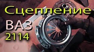 видео Замена и ремонт сцепления ВАЗ 2110