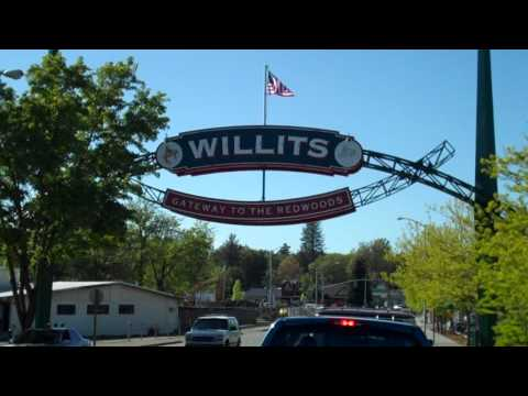 The Willits Arch