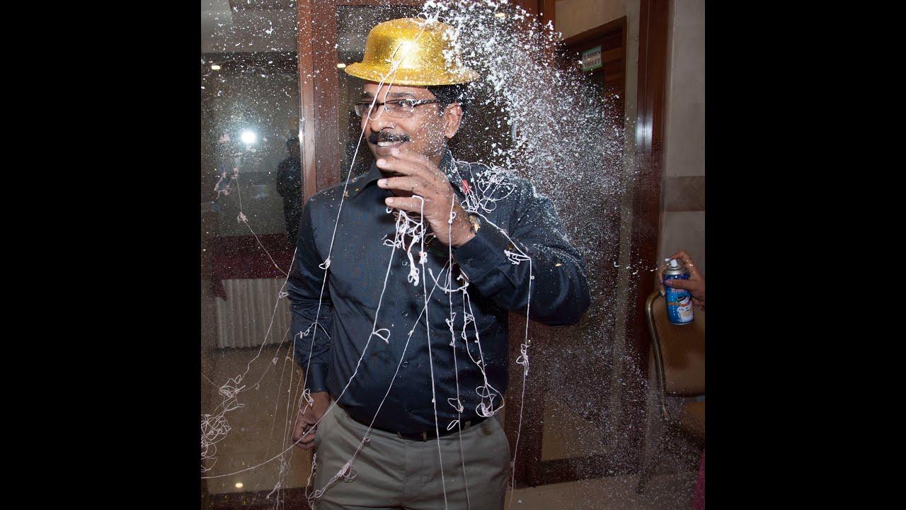 Harish 50th Birthday Surprise Party