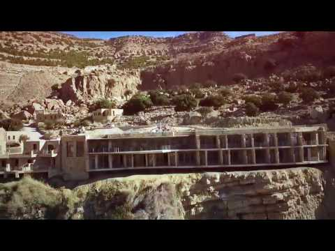 Dana Guesthouse/ Dana Biosphere Reserve/RSCN/Wild Jordan