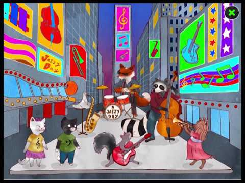 Jazzy World Tour - Musical Journey for Kids - Play in New York!