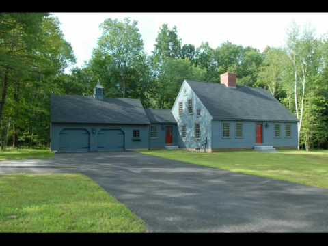 Early New England Homes By Country Carpenters Inc Youtube