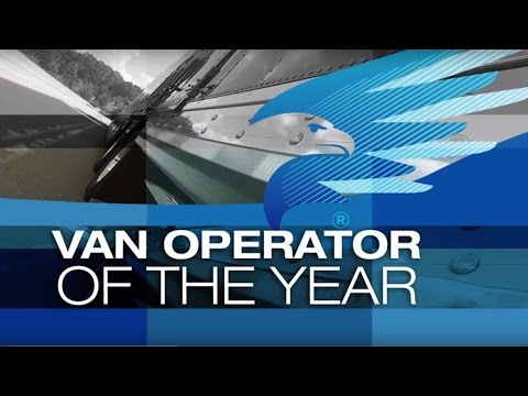 Bob Fitzgerald 2015 Van Operator of the Year