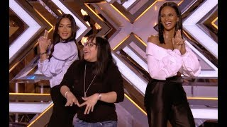 Gaga Lord Has 2 Judges To Become Her BOND GIRLS | Audition 1 | The X Factor UK 2017