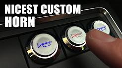 NICEST Car Horn Ever- DIY
