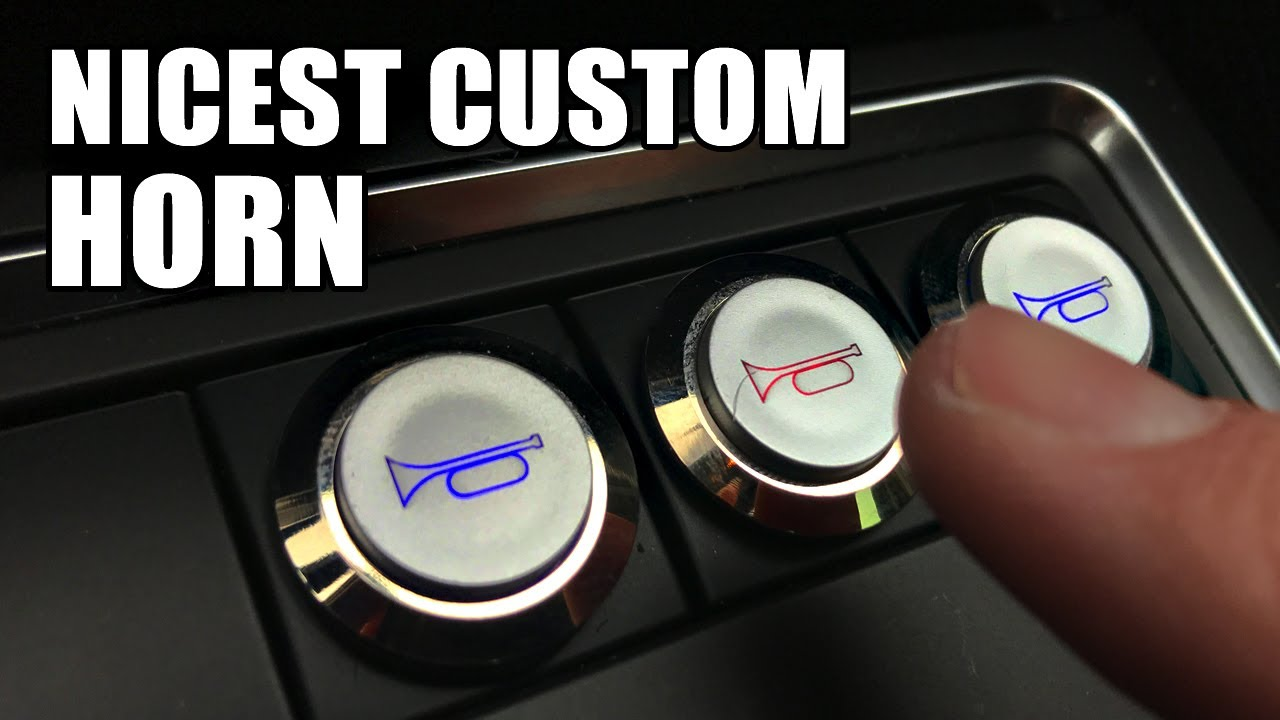 Loud Car Horn >> Nicest Car Horn Ever Diy Youtube