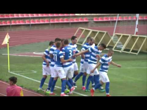 HNTV sažetak: SANTA COLOMA vs OSIJEK 0:2 (prva utakmica 1. pretkola Europske lige)