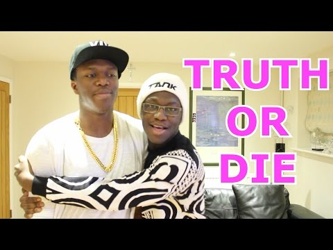 Thumbnail: TRUTH OR DIE!