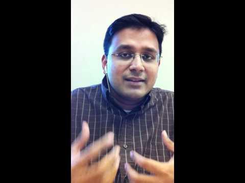 Intro - Web Apps by Ragavan Srinivasan