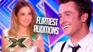Most FLIRTATIOUS auditions EVER! | The X Factor UK