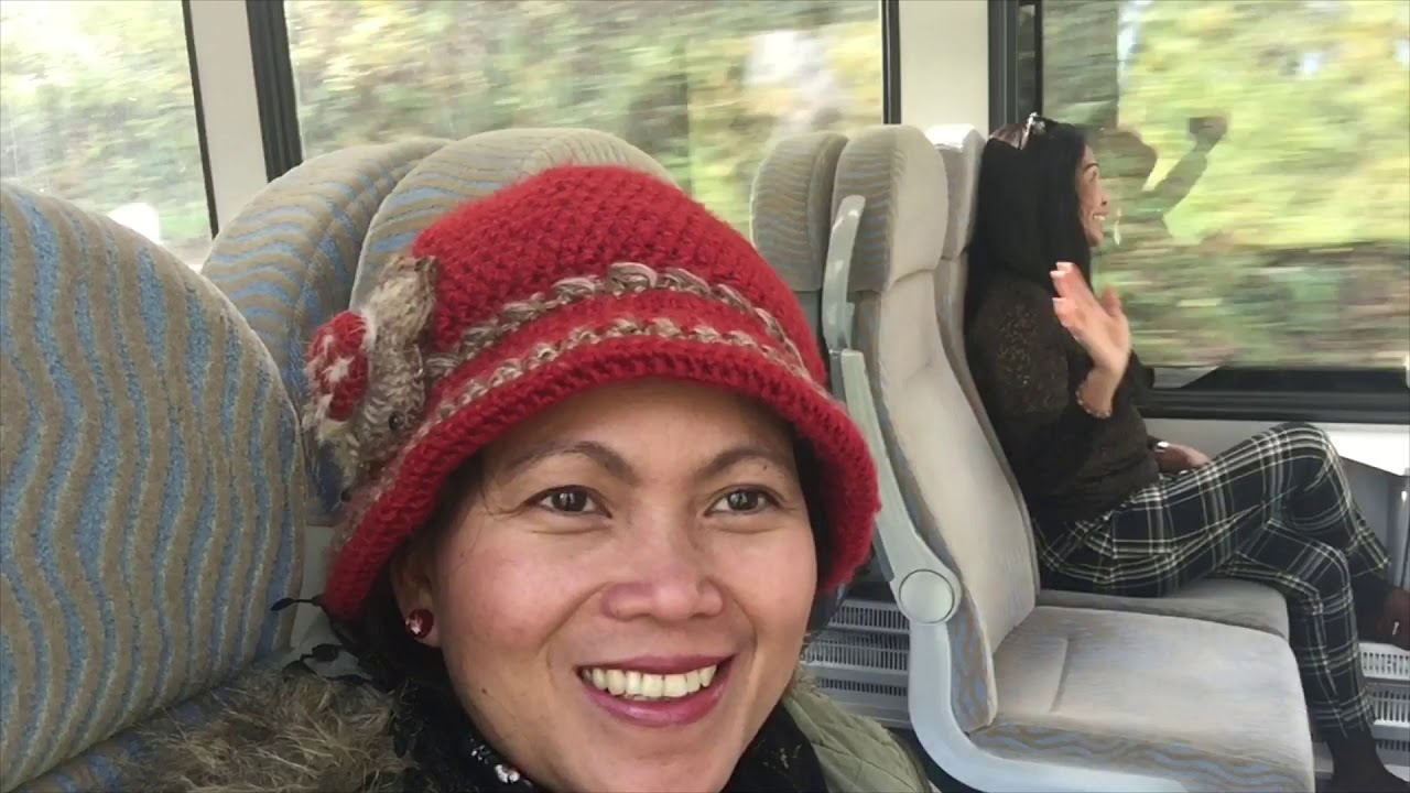 Travel with Train to Mariazell   Part 1   #MariazellGetaway