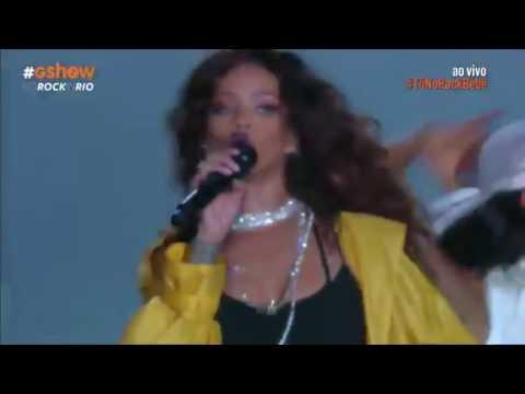 Rihanna  - Pour It Up/Bitch Better Have My Money...