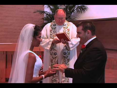 Wedding Sample From San Francisco Solano Catholic Church