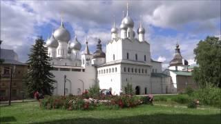 видео Автобусные туры по Золотому Кольцу России из Москвы на 2017 год