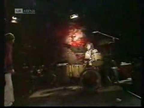 Kenney Jones - Drum Solo