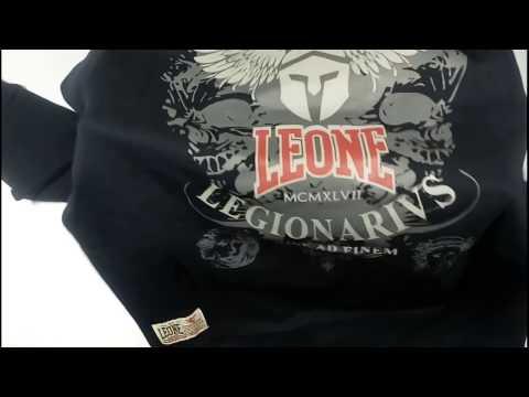 Спортивная кофта Leone Legionarivs Fleece Black