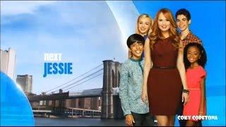 Disney Channel US Jessie Winter Ident