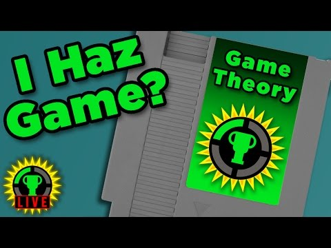 GTLive: Game Theory...THE GAME?!?