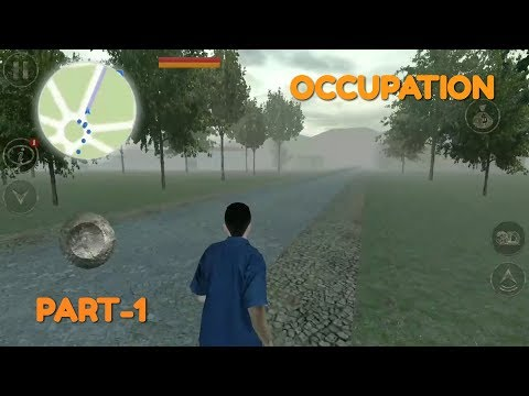 OCCUPATION GAMEPLAY PART-1 (INVASION AND DEFENCE). CRAZY GAMERS