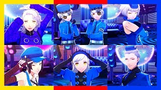 P4D • P5D • P3D - Velvet Room Showcase [ALL NIGHT] KING CRAZY