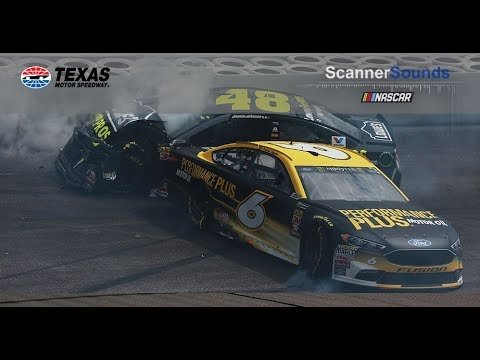 Scanner Sounds: Texas Motor Speedway