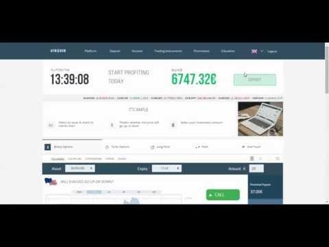 Smart Money: Deposit on the uTrader Trading Platform