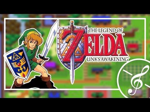 Mabe Village - Zelda Link's Awakening: Orchestral Remix