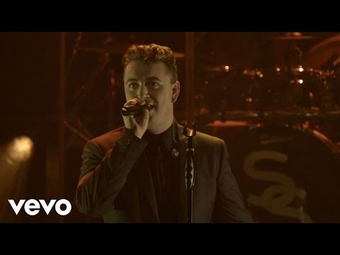 Sam Smith - Stay With Me (VEVO LIFT Live)