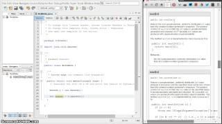 RollADie - simulating dice rolls in Java