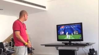 Interactive Cricket Game for Pepsi