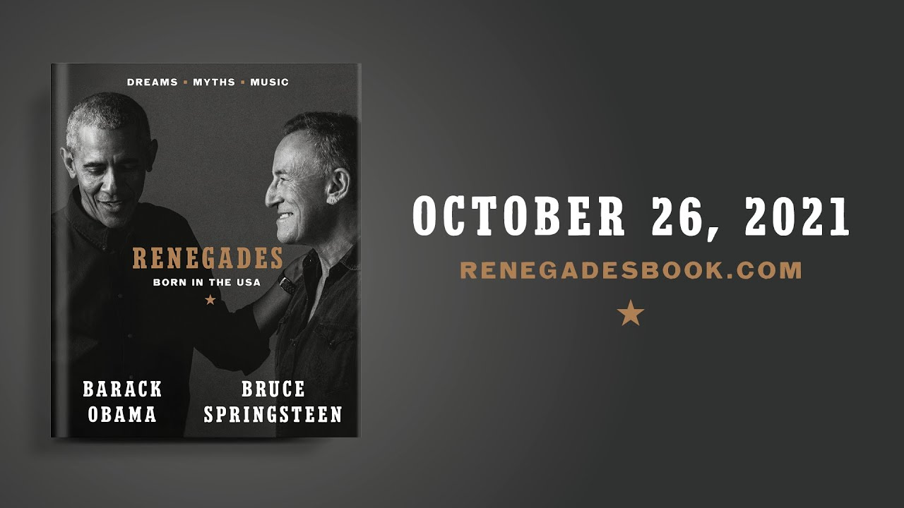 A SPRINGSTEEN AND OBAMA COLLABORATION