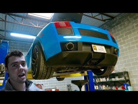 Lamborghini Service Costs How Much