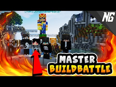 PADA JAGO BUILDING ! w/ Zenmatho & Friends - Minecraft Build Battle Indonesia