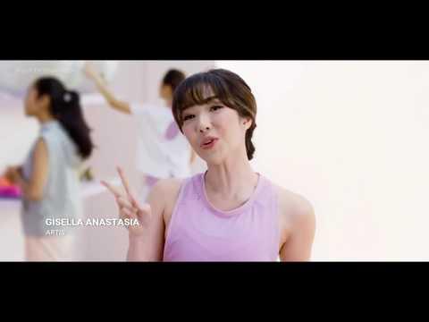 Iklan Rexona Advanced Whitening + Anti Noda - Gisella Anastasia 30sec (2018)