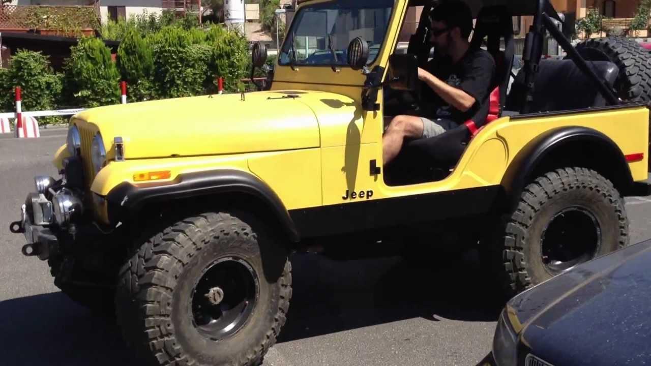 jeep cj5 5 9 v8 1966 [ 1280 x 720 Pixel ]